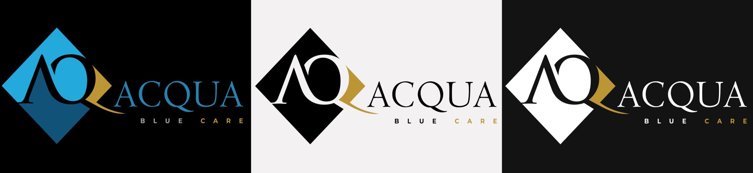 acqua-blue-care-logo-variants