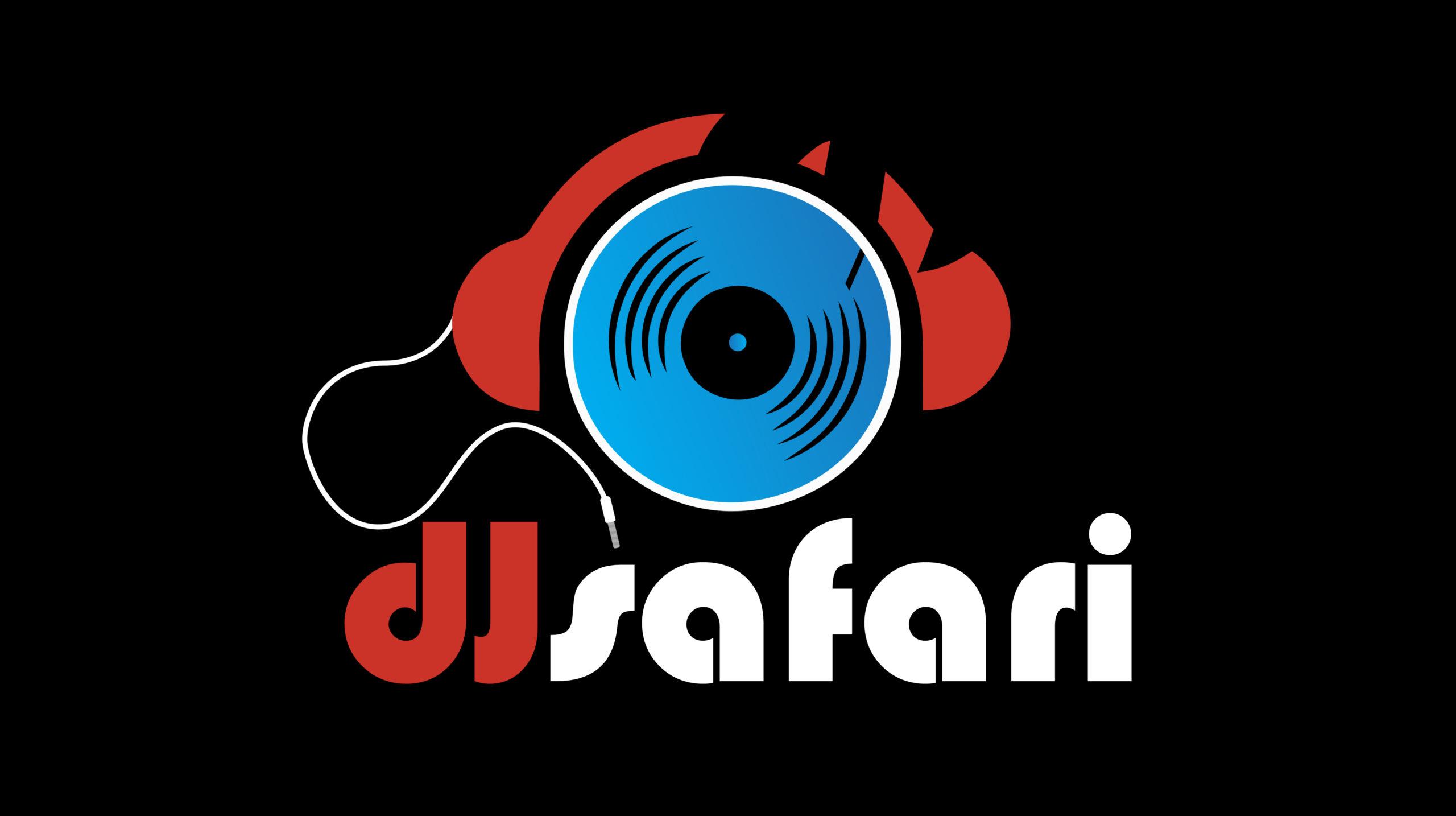 dj-safari-melbourne-logo-design