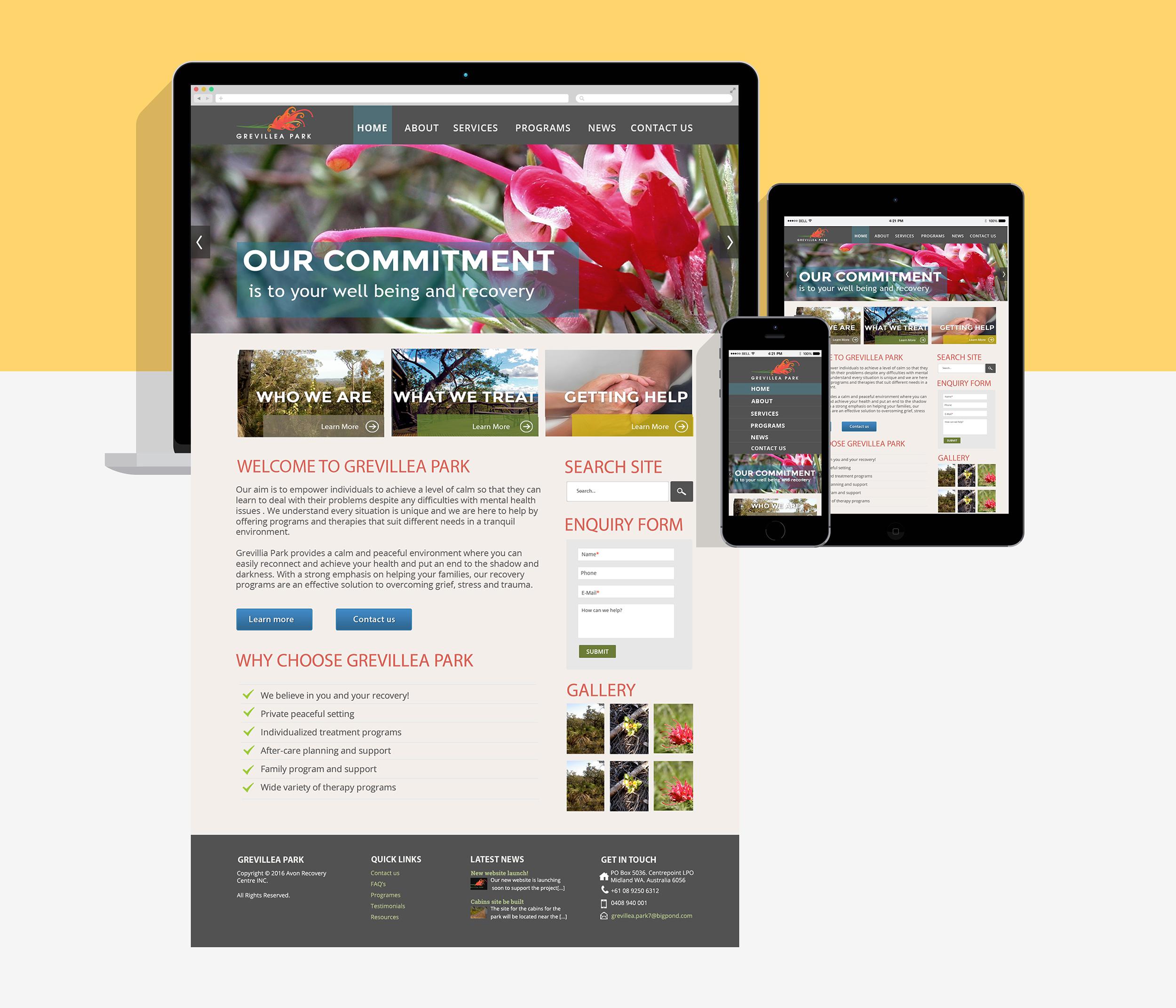 grevillea-park-recovery-website