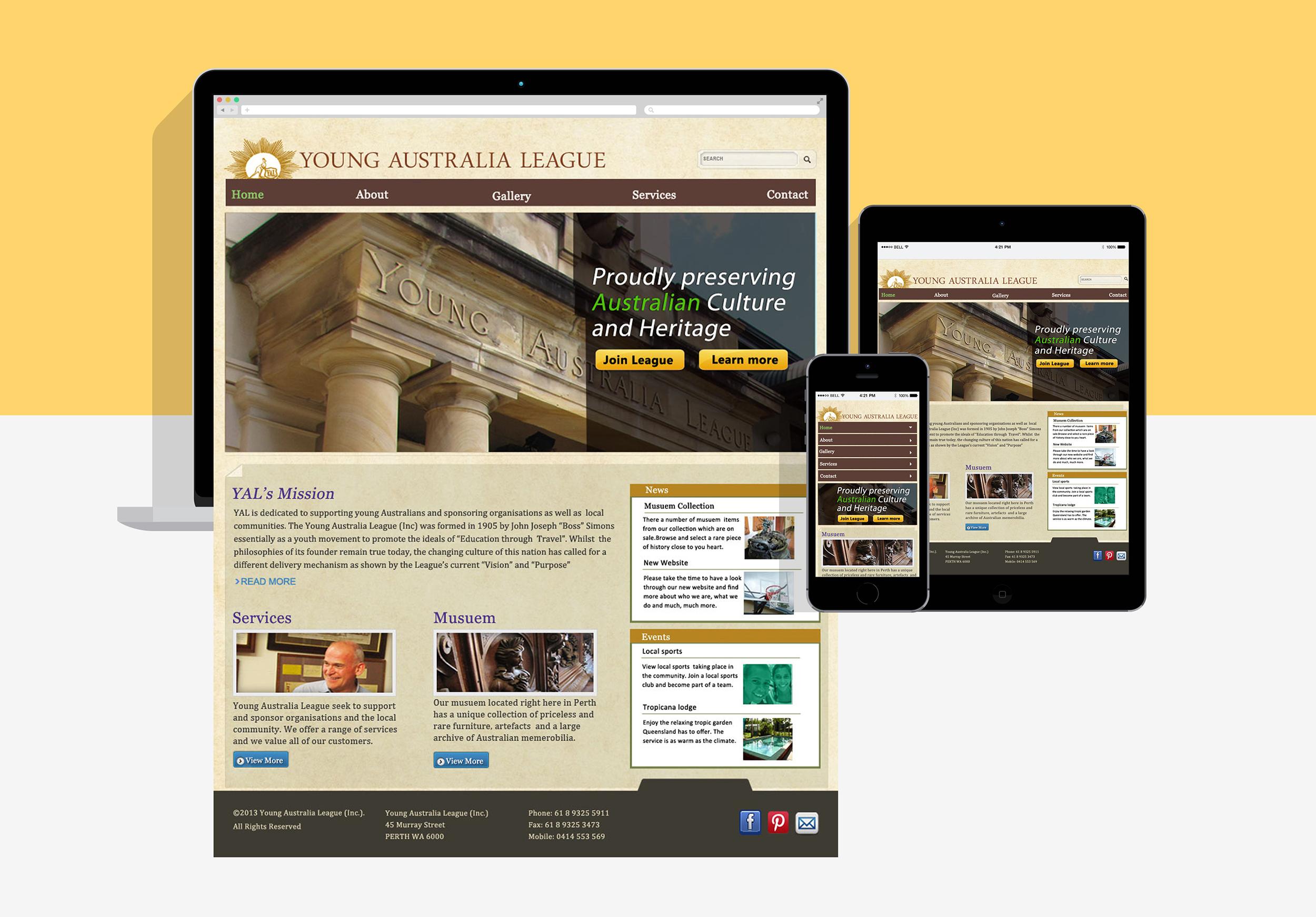 yal-australia-heritage-website