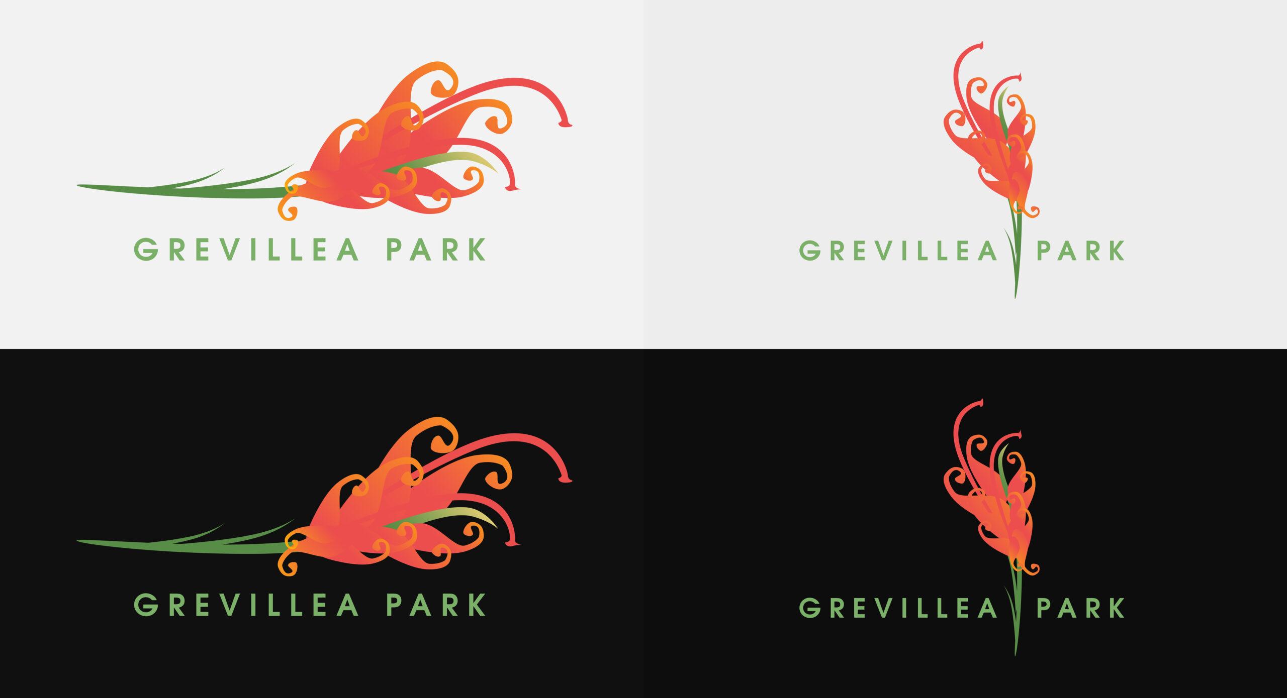 grevillea-park-logo-variants