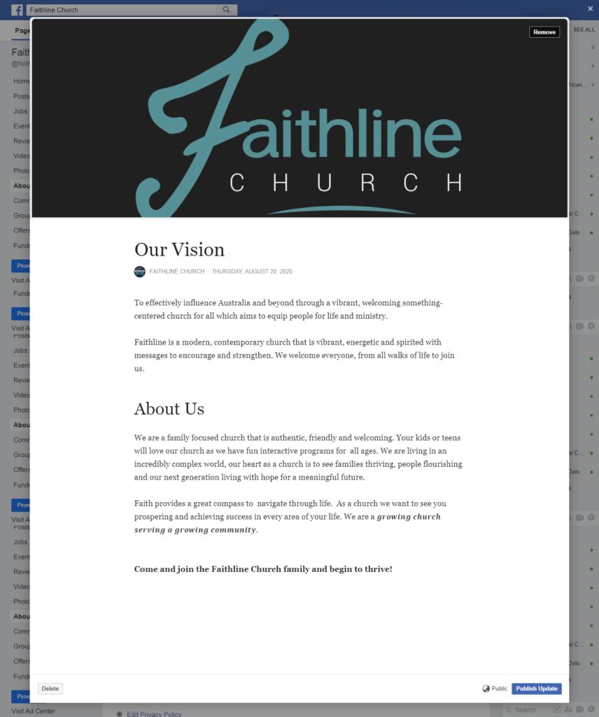 faithline-our-story